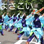 2016年7月24日(日) 浦和よさこい開催
